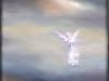 Ängel driver över Norrbotten
