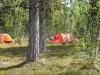 Läger Muddus maj -10