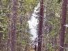 Rast vid Lilla Hapträskberget maj -09