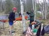 Rödingsträskbäcken maj -07: Jatte, Håkan Liljestrand, Per Vallgårda