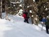 Jatte på väg mot Vallevare februari -10