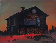 Arnes hus i Solberg